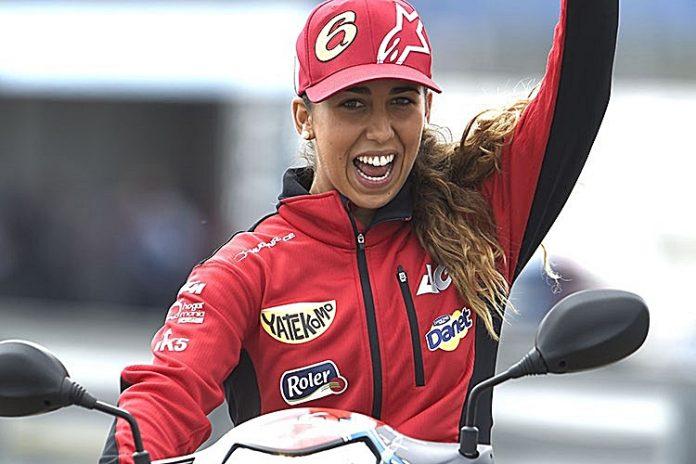 Maria Herrera, Yamaha MS, WSSP 2018