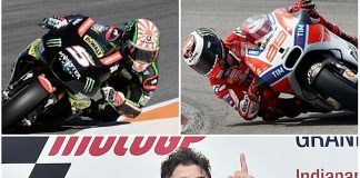 Marquez, JL-Zarco, MotoGP
