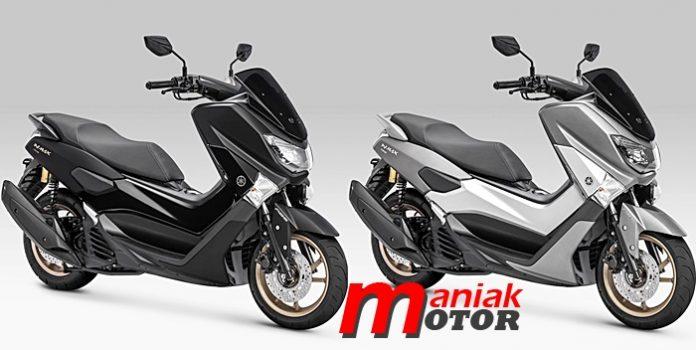 Nmax 2018, matte, Yamaha