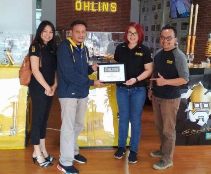 Ohlins Indonesia 2017