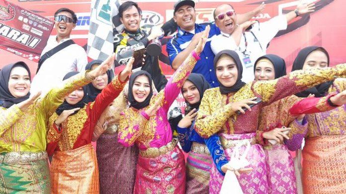 Reynaldi Pradana juara Indonesia MP1 Motoprix 2017