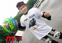 Robby, Kaboci, Road race