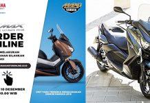 XMAX, Order Des, Yamaha