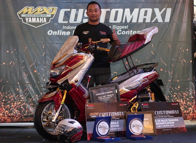 Modifikasi NMax