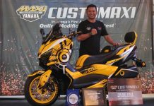 Modifikasi XMax