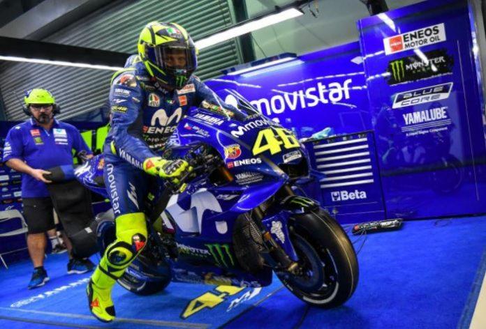 Motogp 2018 Qatar Jelang Race Rossi Punya Sesuatu Serang Lap Ke