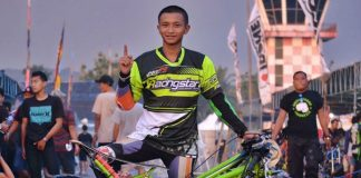 Ivan Bangun Drag Bike 2018