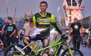 Ivan Bangun Drag Bike 2018