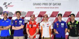 Jumpa Pers MotoGP Qatar 2018