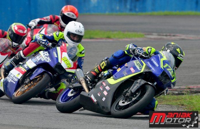 Target Mengulang Podium Juara Kejurnas Sport 250 cc Richard Dan Rey Tampil Optimis