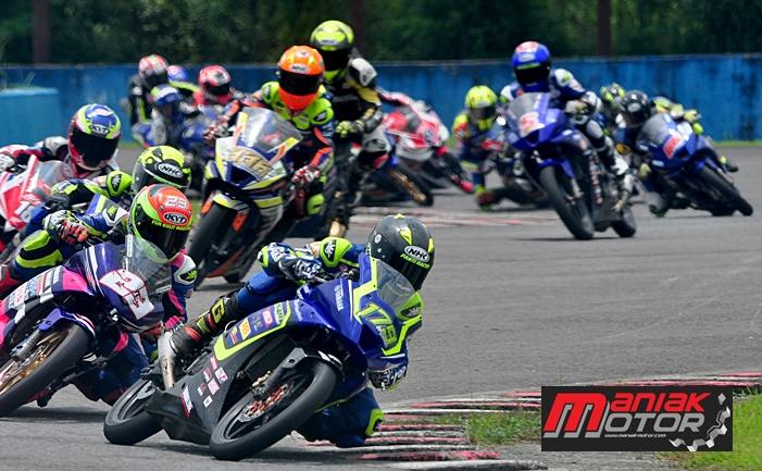 Tim Yamaha Siap Pertahankan Dominasi Klasemen Teratas Hingga Posisi 9 Sport 150 cc
