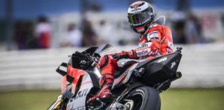 Ducati Lorenzo