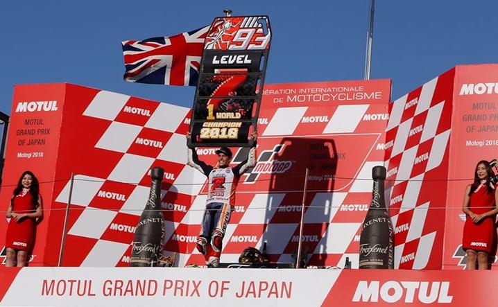 93 Marquez Juara Jepang 2018-1a