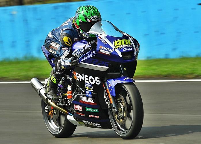 Faeroz (Yamaha RAcing Indonesia), AP250 Race 1
