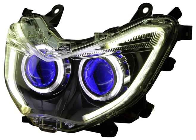 Lampu HID Pro GMA Nmax