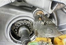 Tips oli cvt-baut tensioner