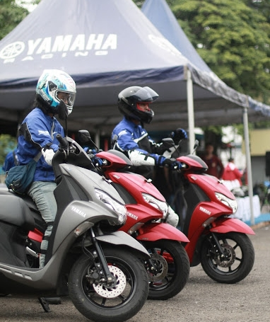 Test Ride Yamaha Freego The Amazing Matic Lincah Portal