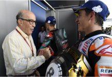 Ezpeleta dan Marc Marquez
