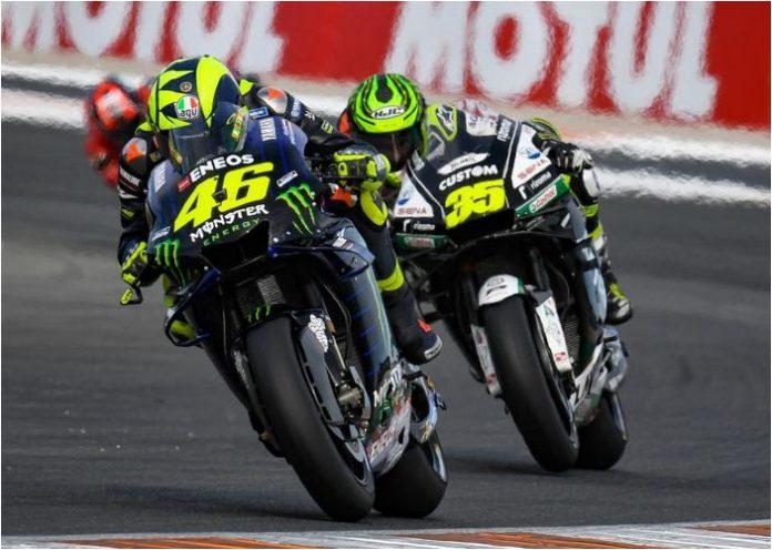 46 Rossi Valencia 2019-M1-ban