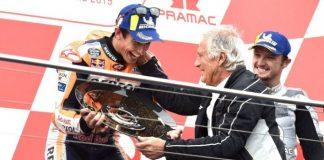 Marquez dan Agostini