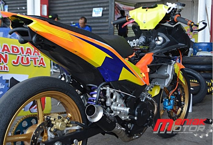 MX-King 150 Aira ARRC