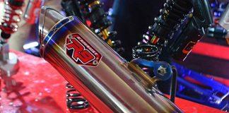 R9 Falcon Titanium