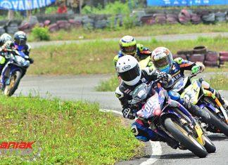 Duel YCR1 sirkuit Bukit Peusar 2019