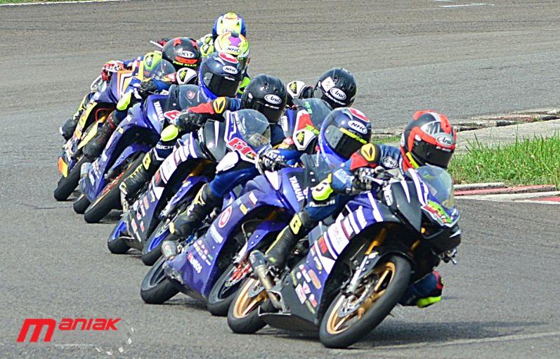 Race Yamaha Sunday Race All New R15 Pro