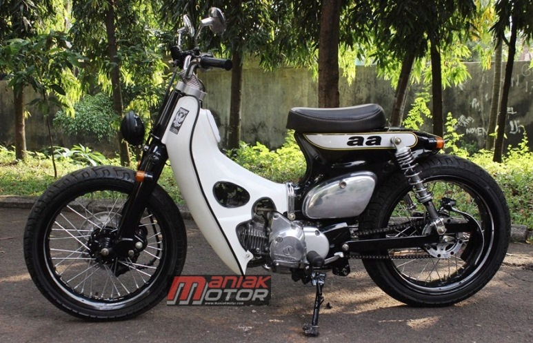 Honda Street Cup 70