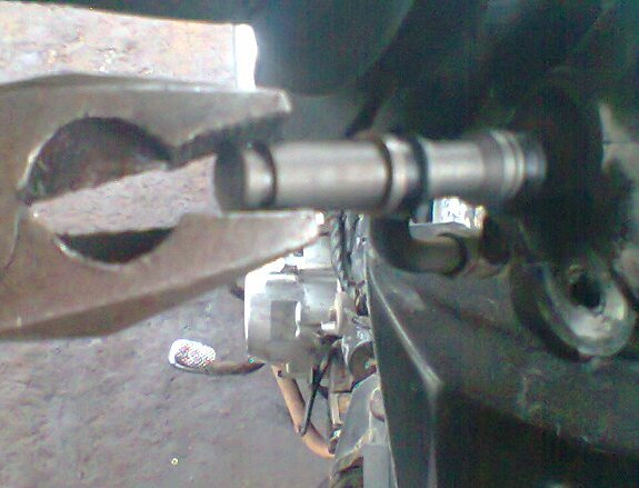 piston master sil disck brake