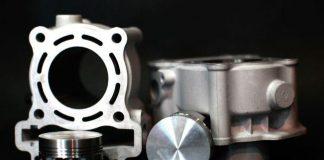 Cara bore up motor