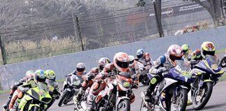 Road race, IRS, Irwan Ardiansyah, corosser, sentul