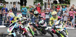 Roadrace, Kebumen, Jateng, Alun-Alun