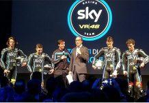 Sky VR46, Rossi, Moto2, Moto3
