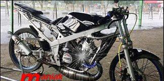 Asep Robot, Drag bike, Cicangkal