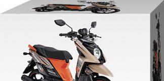Yamaha,X-ride, 125 cc