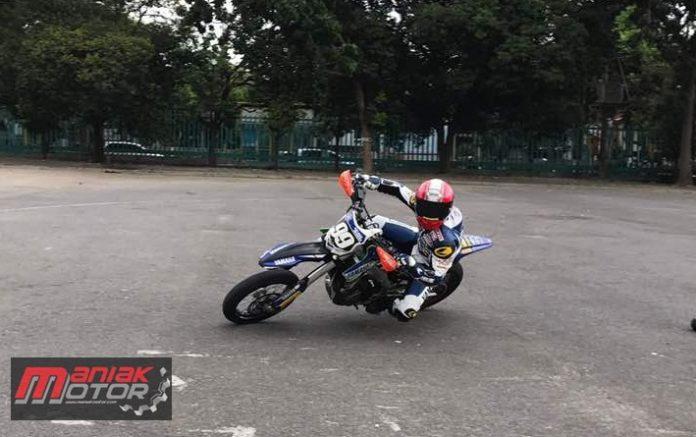 Galang Hendra Supermoto2017