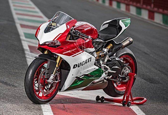 Panigale FE, Terakhir, Ducati
