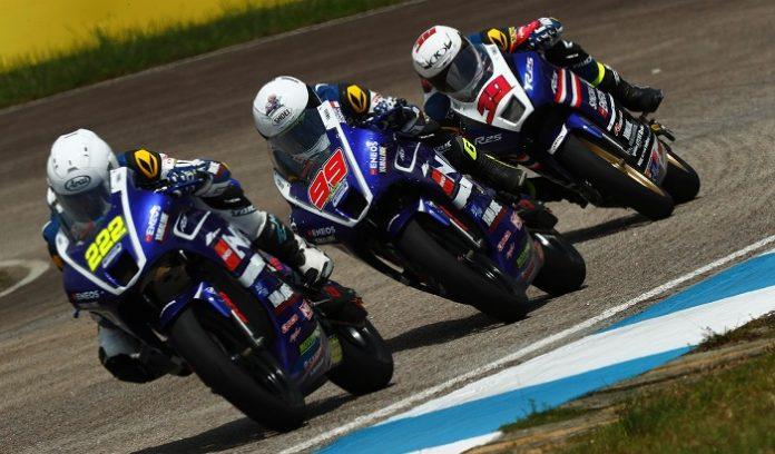 AP250 Tim Yamaha Racing Indonesia