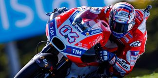 Dovi, Australia, MotoGP