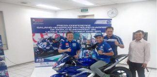 Galang Dan Pimpinan Yamaha