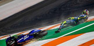 Rossi, Tes Valencia, Motogp