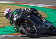 Motor Moto2 Kalex Triumph